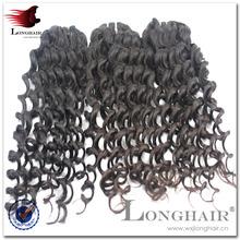 Strick Quality Control 100% cheap virgin indian hair deep wave