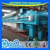 oil manufacture filter press