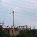 cina 5kw generatore di energia eolica sistema per uso domestico