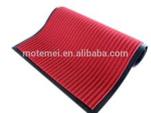 cheap pp carpet double stripe mat