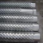 liquid filter deep well pipe bridge slotted screen