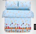 pequeno anjo design cama conjunto para adultos