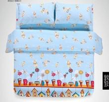 Pequeno anjo projeto conjunto de cama para adulto