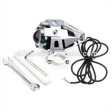 15W 3000LM Motorcycle LED Headlight U5 Waterproof Spot Light Bulb Lamp Strobe Light for HONDA SUZUKI HARLEY