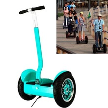 Lead Acid Battery Electric Chariot Stand Up Self Balancing Scooter foot scooter