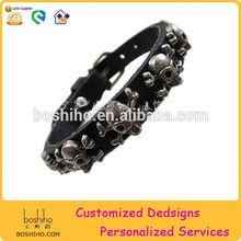 Fashion handmade leather bracelet punk bracelet wrist strap wholesale
