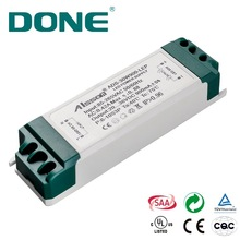 20W 30W 40W 300mA 900mA 1200mA high power constant current led driver with CE SAA TUV