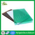 de color 4mm especificaciones de la sombrilla de policarbonato hoja de techo