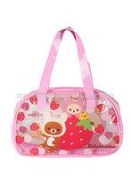 Most popular design designer name brand pvc handbag