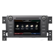 Touch screen car dvd player car dvd vcd cd mp3 mp4 player for Suzuki Grand Vitara car gps dvd player with bluetooth+built-in gps