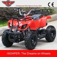 Cheap Price Automatic 50cc Mini ATV Quad For Kids