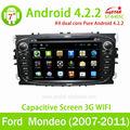 Android. 4.2 lsq Étoile stéréo de voiture pour ford mondeo/focus/s-max avec canbus/3g/wifi,/swc/dvd./radio./bt/usb/atv... Vente chaude!!!