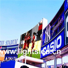 LightS high resolution p10 full color football led