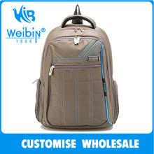 15 inch custom printed school waterproof laptop backpack
