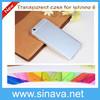 2014 Newest TPU Transparent Scrub Case Cover For iphone 6 Case Cover