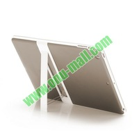 Dual Color Soft TPU + PC Case for iPad Air with a Kickstand