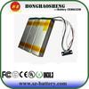 40ah flat battery set 3s4p rechargeable 40ah 11.1v li-polymer battery
