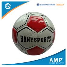 Latest design football ball brand name