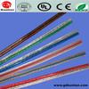 Flexible transparent speaker cable /2core copper Speaker Cable