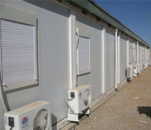 metal cladding container shop supplier