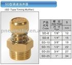 SD Type Timing exhaust Muffler