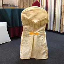 arm new style spandex/nylon /organza chair cover sash