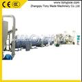 (w) 0.5t/h vendita calda combustibile utilizzato pallina che fa macchina/pellet produzione prezzo line
