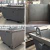 Hot sale!! durable steel skip bin medical waste bins price