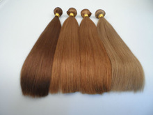Luxury Hair Weaves for Caucasion Women , Double Drawn Weft , Top Quality on Market