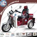 110cc gasolina para discapacitados de tres ruedas para ancianos minusválidos