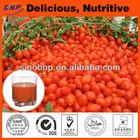 QS/HACCP/ISO-BNP Xinjiang Goji Natural High Quality Goji Berry Juice