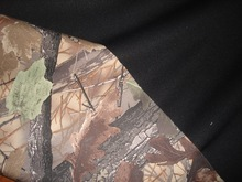digital camouflage print striped heavy metal free polyester oxford fabric