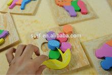eva foam diy design model toy for kids