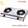 JP-GC206 User Friendly Gas Stove With Removable Tempered Glass Top Cover