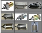 Motorcycle starter motor,starting motor,parts for CG125,CB125,C100,C90,GY6-125,CG200,GN125,Wave 100