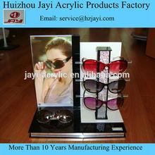 Acrylic eyeglass frames stand