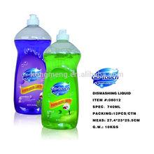 Clear Natural Dishwashing Liquid 750ml