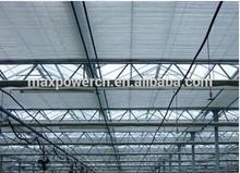 Greenhouse Aluminum sun shading net