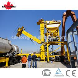 56t/h CLY-700 new technology product mobile mini asphalt plant