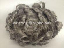 Super natural ultra thin skin toupee, brazilian virgin wig, hair pieces, reemplazo de cabello