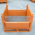 metal storage box,warehouse cage,storage bin