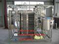 equipo de pasteurización de la leche