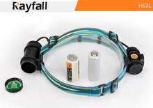 2014 new products rechargeable waterproof led headlight fishing farming equipment led light