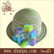 wholesale children paper straw hat
