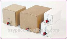 wholesale factory direct BIB bag in box fruit juice