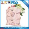 Reverse Pink Polka Dot /Indie Pop plastic Bags