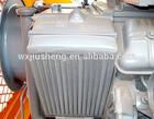 Vacuum braze aluminum plate bar aluminum radiator cooler in China