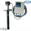 dh1000 alta sensibilidade inserção medidor de fluxo magnético