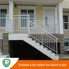 aluminium stairs and railing