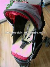 Sheep Skin Product Fleece Sheepskin Baby Car Seat Cover